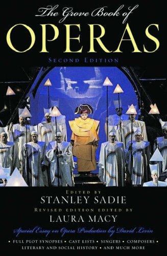The Grove Book of Operas 9780195309072