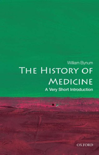 The History of Medicine: A Very Short Introduction 9780199215430