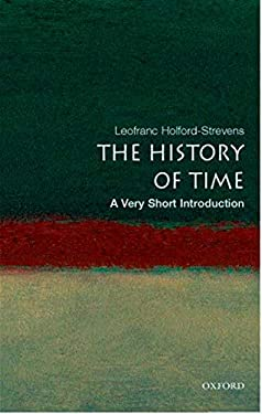 The History of Time: A Very Short Introduction 9780192804990