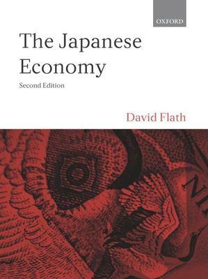 The Japanese Economy 9780199278619
