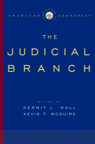 The Judicial Branch 9780195309171