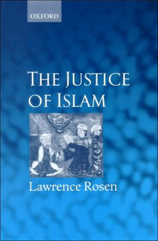 The Justice of Islam 9780198298854