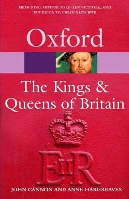 The Kings & Queens of Britain 9780198609568