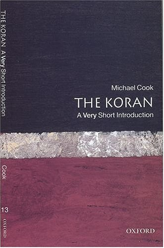The Koran: A Very Short Introduction 9780192853448