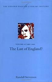 The Last of England?: 1960-2000 561500