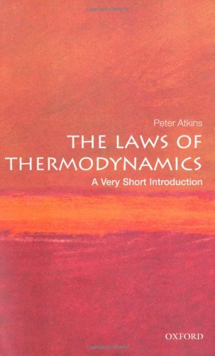 The Laws of Thermodynamics 9780199572199