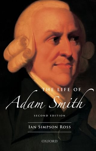 The Life of Adam Smith 9780199550036