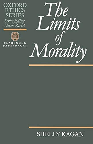 The Limits of Morality 9780198239161