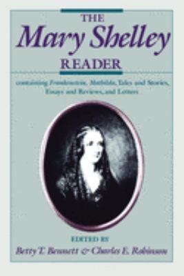 The Mary Shelley Reader 9780195062595