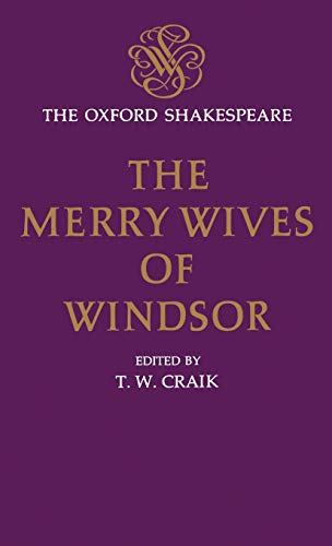 The Merry Wives of Windsor 9780198129295