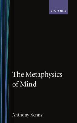 The Metaphysics of Mind 9780192830708