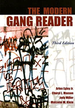 The Modern Gang Reader 9780195330663