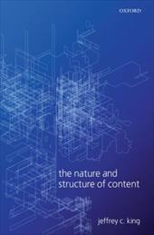 The Nature and Structure of Content