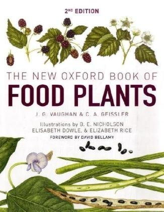 The New Oxford Book of Food Plants 9780199549467