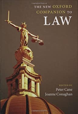 The New Oxford Companion to Law 9780199290543