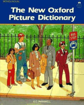 The New Oxford Picture Dictionary 9780194341998