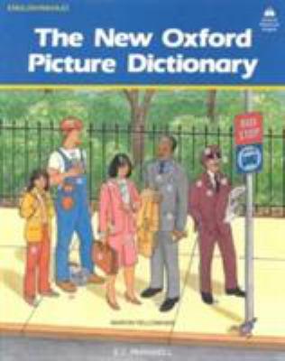 The New Oxford Picture Dictionary: English-Navajo Editon