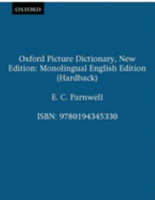 The New Oxford Picture Dictionary 9780194345330