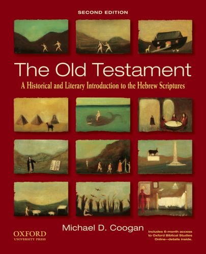 The Old Testament: A Historical and Literary Introduction to the Hebrew Scriptures 9780195378405