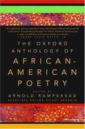 The Oxford Anthology of African-American Poetry 539050