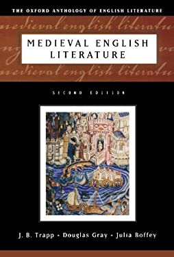 The Oxford Anthology of English Literature: Volume 1: Medieval English Literature 9780195134926