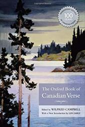 The Oxford Book of Canadian Verse 21370892