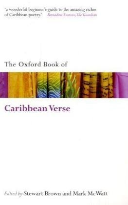 The Oxford Book of Caribbean Verse 9780199561599