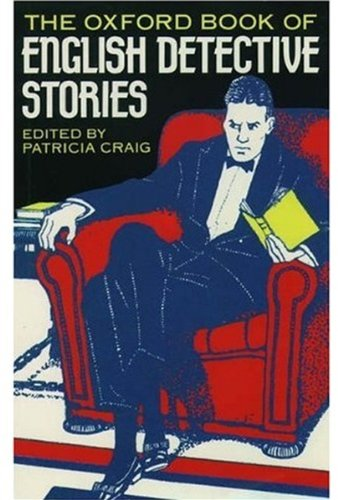 The Oxford Book of English Detective Stories 9780192829689