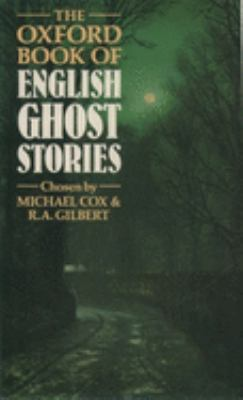 The Oxford Book of English Ghost Stories 9780192826664