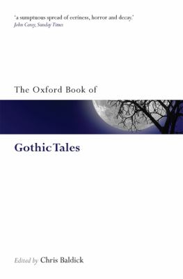 The Oxford Book of Gothic Tales 9780199561537