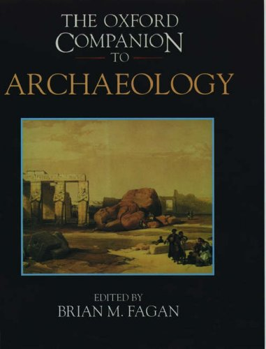 The Oxford Companion to Archaeology 9780195076189
