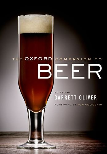 The Oxford Companion to Beer 9780195367133