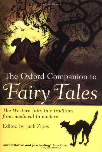 The Oxford Companion to Fairy Tales 9780198601159