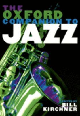 The Oxford Companion to Jazz 9780195183597