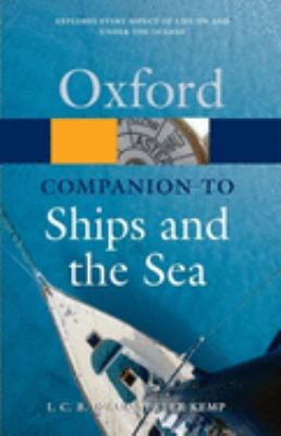 The Oxford Companion to Ships and the Sea 9780199205684