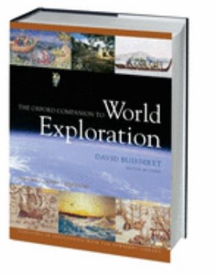 The Oxford Companion to World Exploration Set