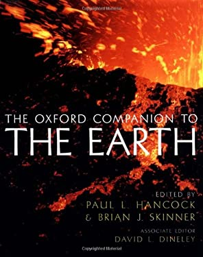 The Oxford Companion to the Earth 9780198540397