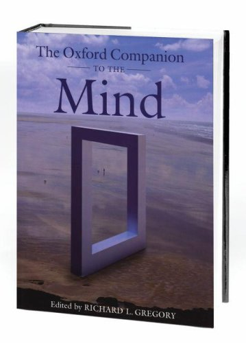 The Oxford Companion to the Mind 9780198662242