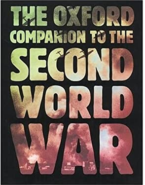 The Oxford Companion to the Second World War 9780192141682