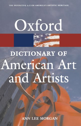 The Oxford Dictionary of American Art and Artists 9780195373219