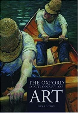 The Oxford Dictionary of Art 9780198600848