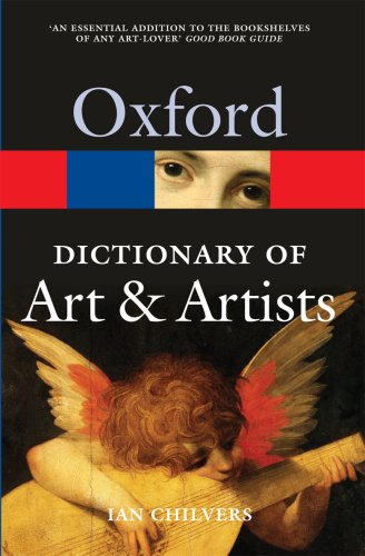 The Oxford Dictionary of Art and Artists 9780199532940