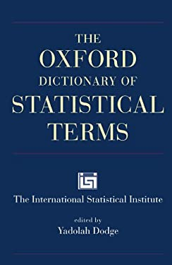The Oxford Dictionary of Statistical Terms - 6th Edition
