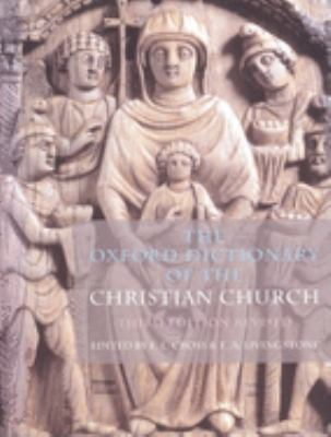 The Oxford Dictionary of the Christian Church 9780192802903