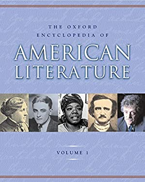 The Oxford Encyclopedia of American Literature: Four Volumes 9780195156539