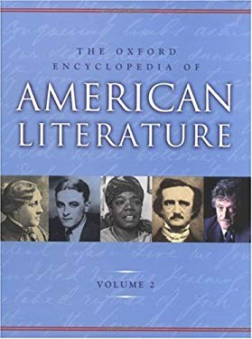 The Oxford Encyclopedia of American Literature 9780195167252