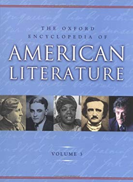 The Oxford Encyclopedia of American Literature 9780195167269