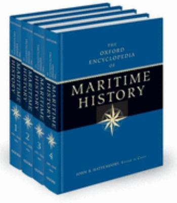 The Oxford Encyclopedia of Maritime History: Four-Volume Set 9780195130751