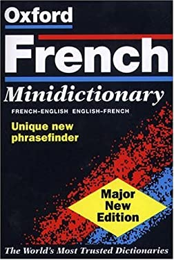 The Oxford French Minidictionary 9780198602453