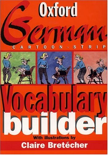The Oxford German Cartoon-strip Vocabulary Builder read